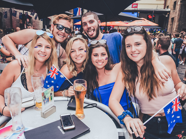 Celebrate Australia Day with Rockpool Dining Group