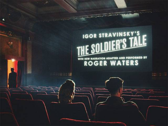 Roger Waters The Soldier's Tale