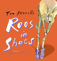 Roos in Shoes - By Johnson Keneally