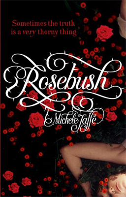 Rosebush Interview with Michele Jaffe