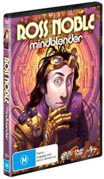 Ross Noble 'Mindblender' DVD