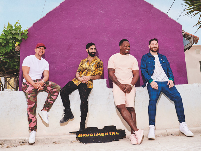 Rudimental Announce Toast To Our Differences Tour