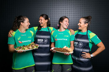 Emilee Cherry Australian Women's Rugby 7s Beef, The Greatest Meat on Earth Interview