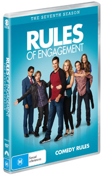 Rules of Engagement: Season 7 DVD