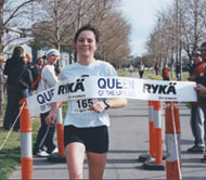 Ryka Queen of the Lake 2004
