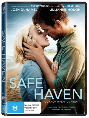 Safe Haven DVDs