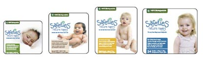 Macro welcomes the world's first 100 percent biodegradable disposable nappy