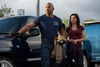 San Andreas $3.206 Million Opening Weekend