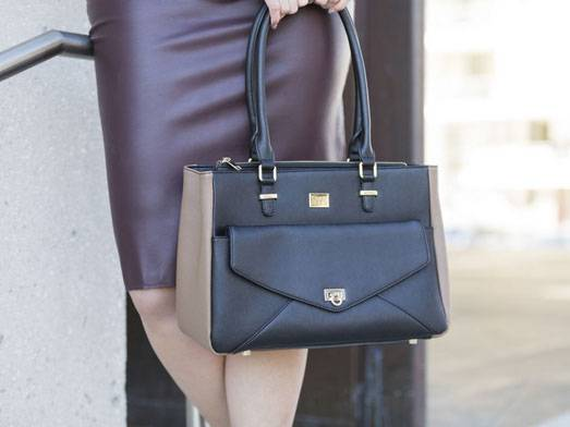 Sash & Belle Sofia Work Handbag