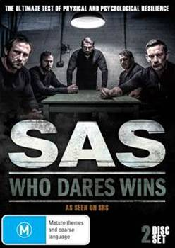 SAS: Who Dares Wins DVD