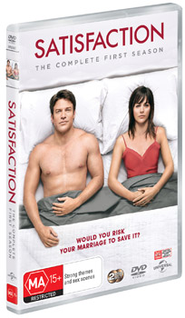 Satisfaction The Complete First Season DVD