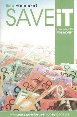 Save It - Easy Ways To Save Money