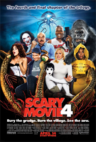 Anna Faris, Scary Movie 4 Interview