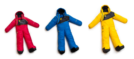 Selk Bag, Sleeping Bag with a Difference