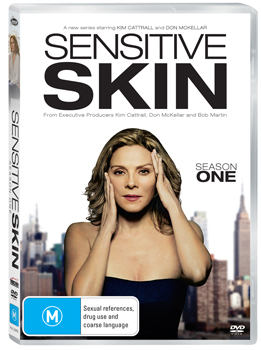 Sensitive Skin DVD
