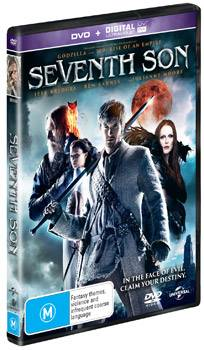 Seventh Son DVD