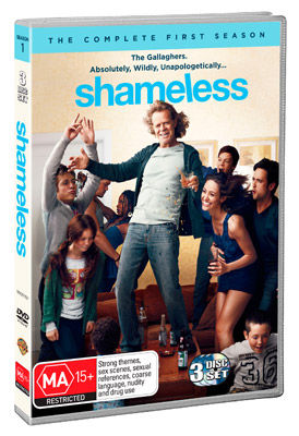 Shameless The Complete First Season