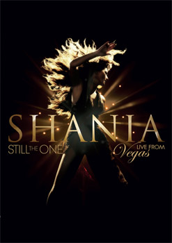 Shania Twain Still the One - Live From Vegas DVD
