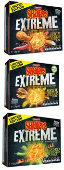 Shapes Extreme – Extreme Crunch Intense Flavour