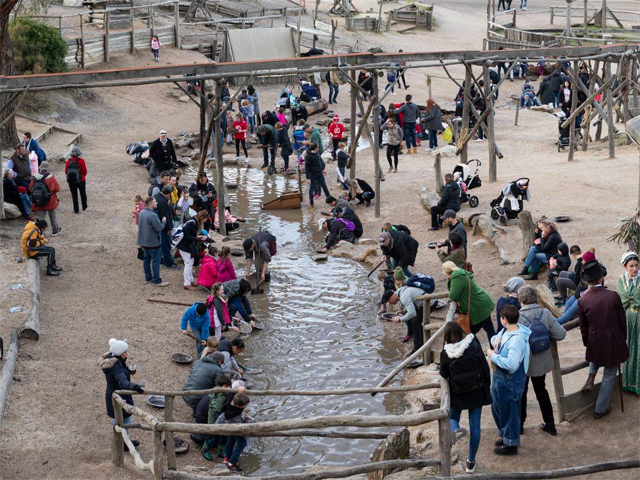 Sovereign Hill's Summer Gold Rush