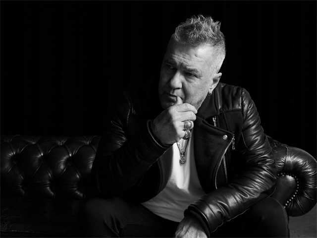 Jimmy Barnes Shutting Down Your Town Tour