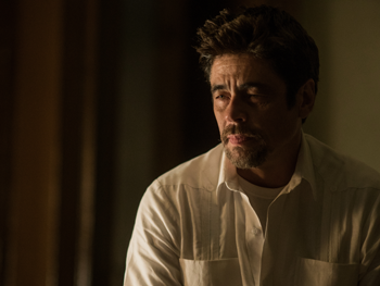 Benicio Del Toro Sicario: Day of the Soldado