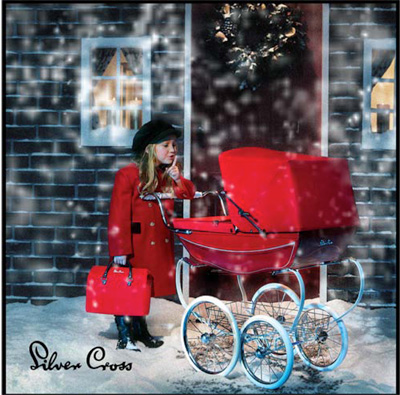 Silver Cross Classic Doll's Carriage