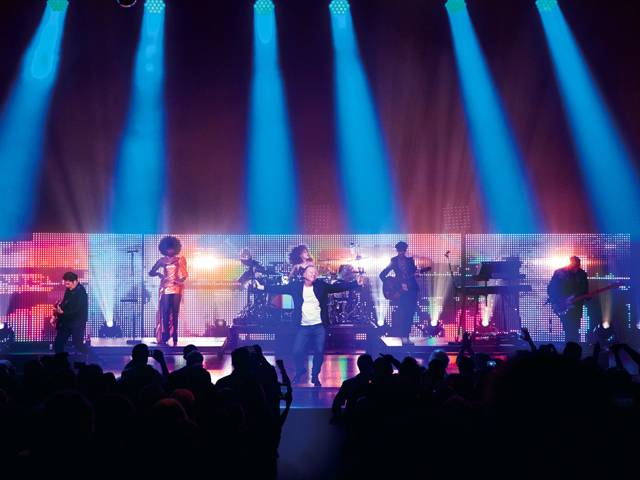Simple Minds - 40 Years Of Hits Tour