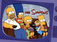 The Simpsons - America's favourite working class family from Springfield