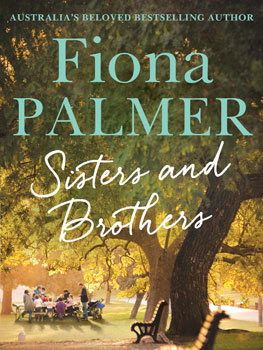 Sisters and Brothers Interview with Fiona Palmer