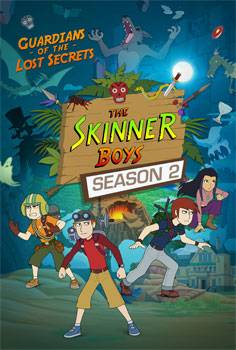 The Skinner Boys Season 2 - Guardians of the Lost Secrets