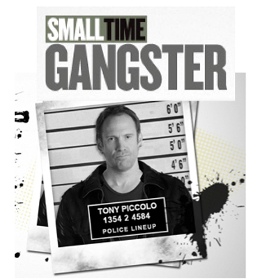 Small Time Gangster DVD