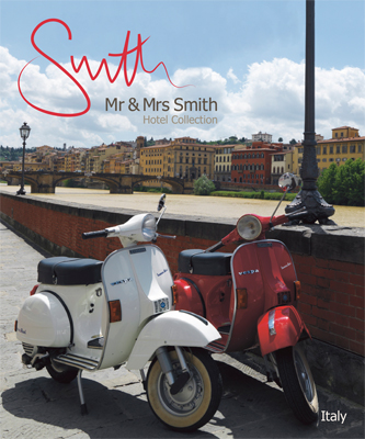 Mr & Mrs Smith's Definitive Guide to Italy Interview