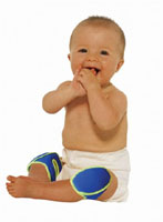 New Face of Snazzy Baby Knee Pads