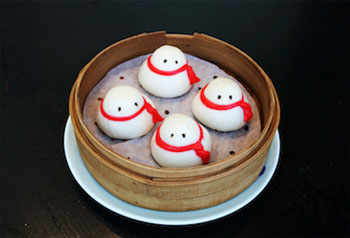 Snowman Bao Is Coming To Melbourne This Christmas