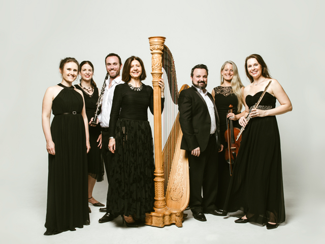 The Hourglass Ensemble's Winter Season