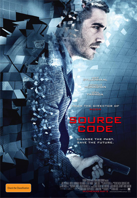 Jake Gyllenhaal & Mark Gordon Source Code