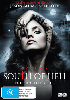 South Of Hell DVD