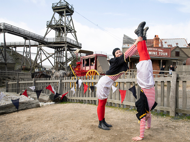 The Sovereign Hill Spectacular