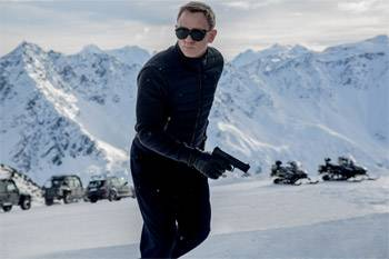 Spectre First Look