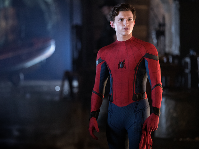 Tom Holland Spider-Man: Far From Home