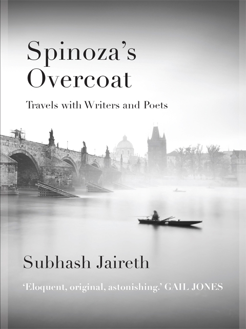 Spinoza's Overcoat: Travel with writers and poets