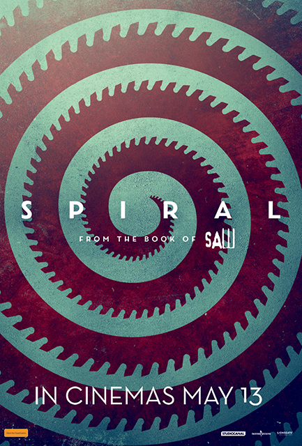 Win Spiral: From the Book of Saw Movie Tickets