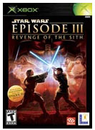 Star Wars Episode III Revenge of the Sith Xbox and PS2 Game Review
