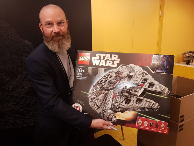 Jens Frederiksen 20th Anniversary of LEGO Star Wars Interview