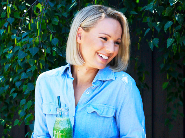 Steph Wearne Natural Vitamin Interview