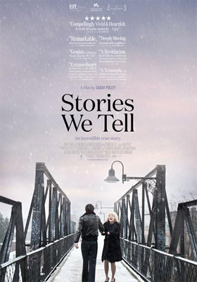 Sarah Polley Stories We Tell Interview