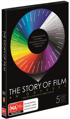 The Story Of Film DVD