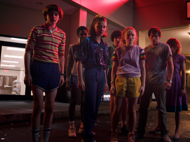 Stranger Things 3 - Trailer Debut
