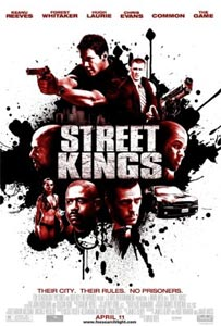 Street Kings Movie Review
